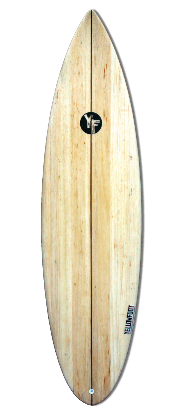 Shortboard-rounded-frei-Deck-HP