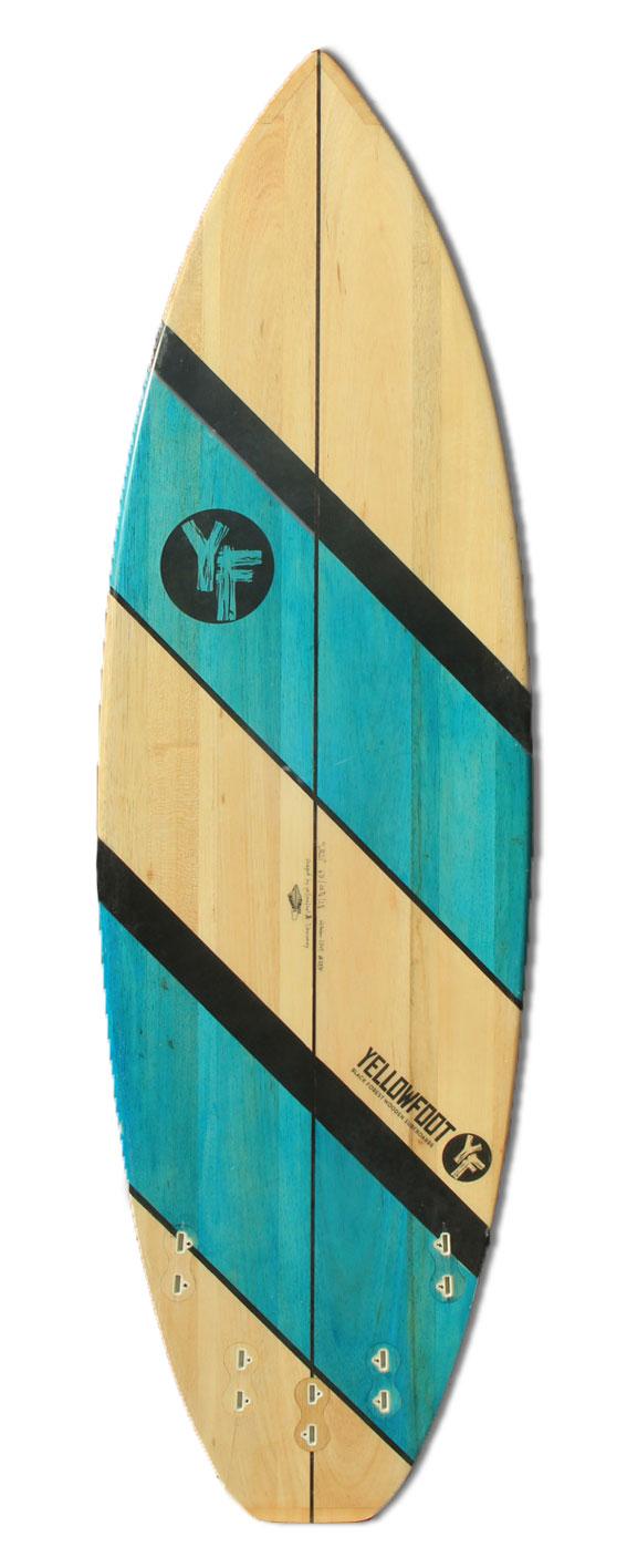 Balsa-Surfboard-Design